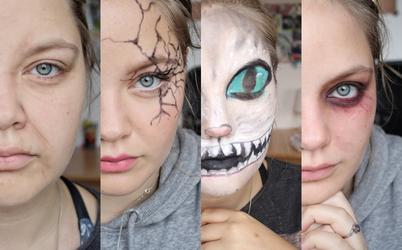 halloween tutorial